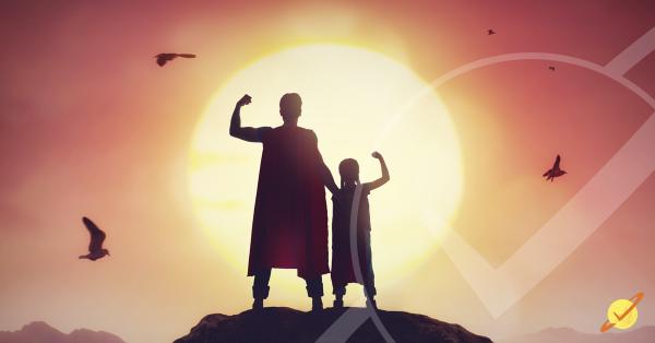 Pai nosso Herói
